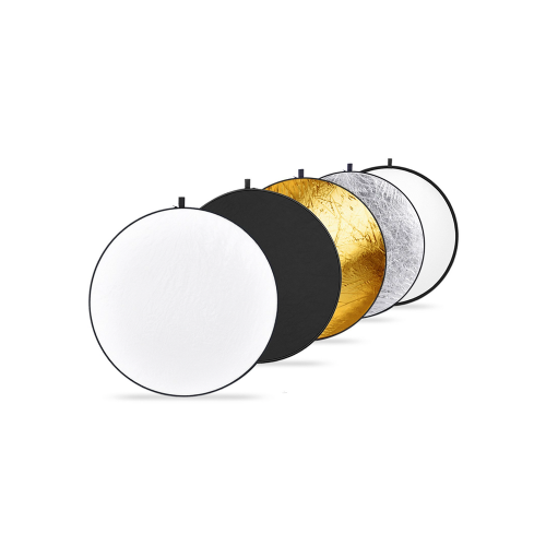 5 in 1 Collapsible Reflector Kit